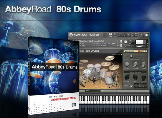Native Instruments - Abbey Road 80s Drums