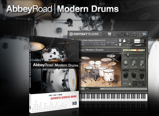 abbey Road - Modern Drums