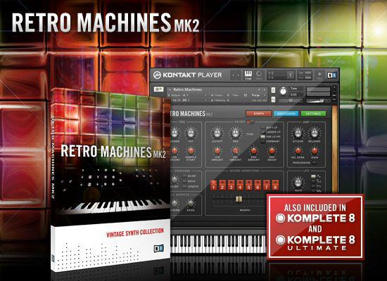 Retro Machines MK II.